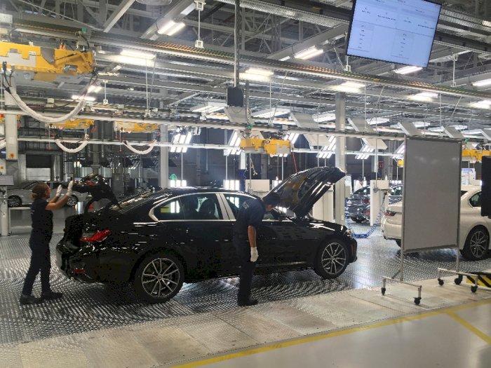 Pabrikan BMW Ingin Gandakan Penjualan Mobil Listrik pada 2021 Ini