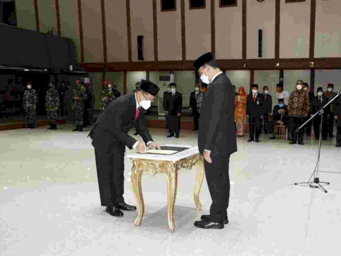 Dilantik Jadi Sekda DKI, Ini Sederet Tugas dari Anies Baswedan untuk Marullah Matali