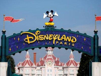 Disneyland Paris Tunda Pembukaan Kembali Hingga 2 April Mendatang