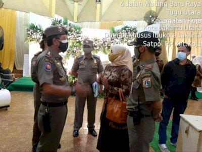 Petugas Bubarkan Pesta Pernikahan di Jakut, Seperti Apa Aturan Resepsi di Tengah Pandemi?