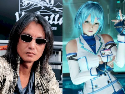 Director Ninja Gaiden dan Dead or Alive, Tomonobu Itagaki Buka Studio Game Baru!