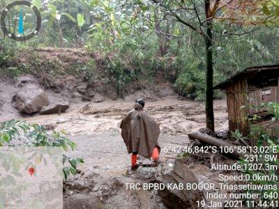Indonesia Dihantam Bencana Alam Bertubi-tubi, 900 Jiwa Terdampak Banjir Bandang di Bogor