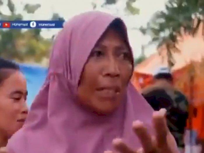 Jokowi mau Datang, Ini Video Pengungsi Dipaksa Pindah oleh Diduga Aparat, Warga Protes