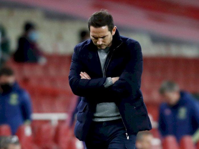 Chelsea Terpuruk, Lampard Pasrahkan Posisinya Sebagai Pelatih yang Terancam Dipecat