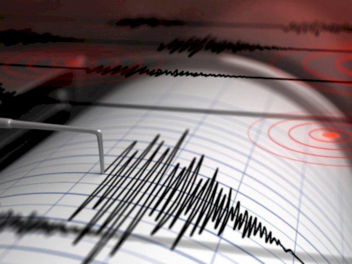Gempa Bumi M 5,0 Guncang Gunung Kidul, Tak Berpotensi Tsunami
