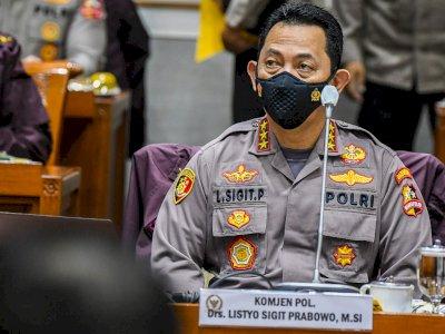 Listyo Sigit Jawab Tudingan PKS, Pembunuhan di Luar Hukum Soal Insiden 6 Laskar FPI Tewas