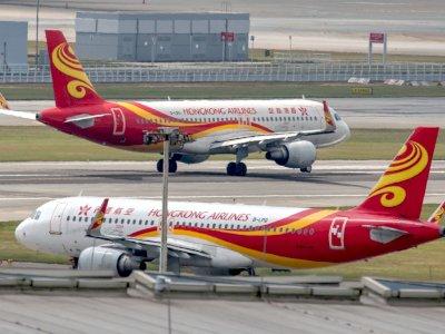 Cegah Penyebaran Virus Corona Baru, Hong Kong Tolak Penerbangan dari Brazil & Irlandia