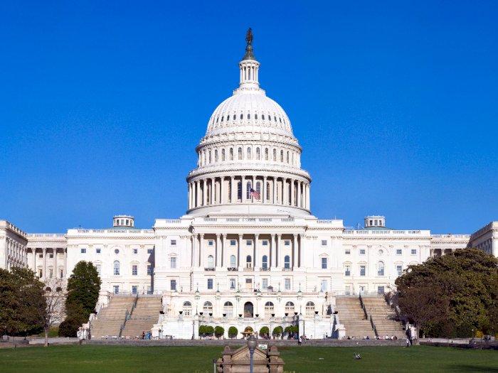 Ternyata, Gedung Capitol Jadi Tempat Penembakan Hingga Pemukulan Sejak Ratusan Tahun Lalu!