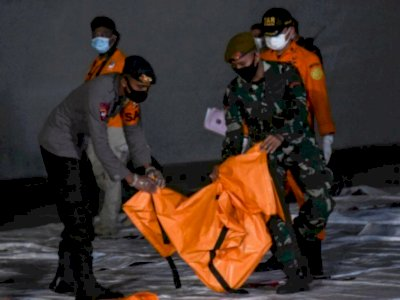 3 Korban Sriwijaya Air SJ-182 Teridentifikasi di Hari ke-12, Berikut Daftar Namanya