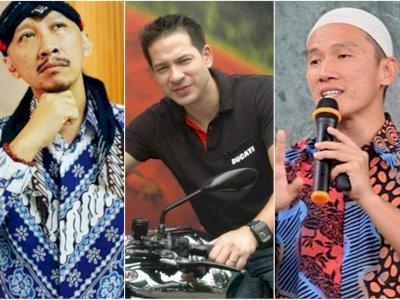 Ari Wibowo Masuk Kristen, Abu Janda Sebut Tuhan Tidak Adil, Bandingkan dengan Felix Siauw