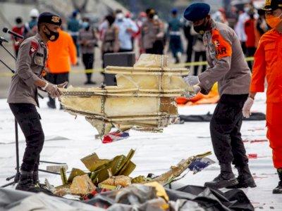 Ngeri, Warga Temukan Potongan Kepala Diduga Korban SJ 182 di Pantai Kis Tangerang