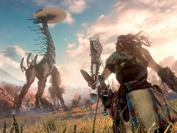 Guerrilla Games Perlambat Update Horizon Zero Dawn di PC Demi Fokus ke Sekuelnya