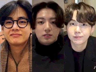 5 Member BTS Cobain Filter Perubah Wajah, Netizen Salfok Sama Taehyung: Cantik Natural