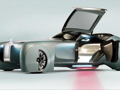 Rolls-Royce Sedang Kembangkan Mobil Listrik Pertama, Menggandeng Mesin BMW