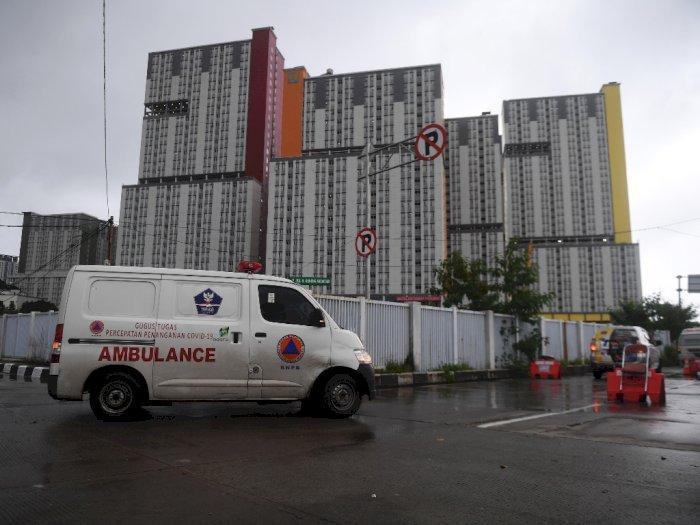Perhatian! RS di Jakarta Hampir Penuh, Kapasitas untuk Pasien COVID-19 Tersisa 13%