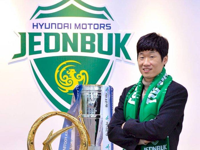 Sudah Pensiun, Eks Winger MU Park Ji-sung Kini Jadi Penasihat Klub Jeonbuk Hyundai Motors