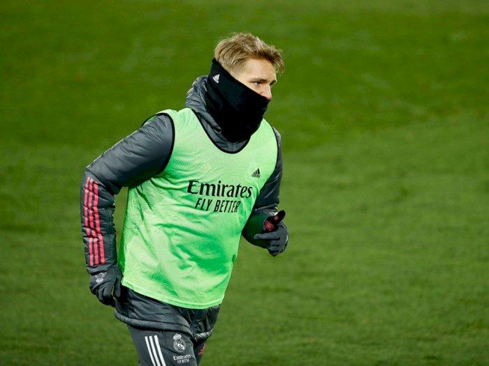 Selangkah Lagi, Sociedad Akan Meminjam Odegaard dari Real Madrid