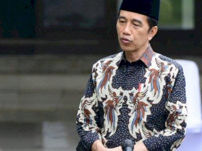 Jokowi Minta Santunan untuk Keluarga Korban Sriwijaya Air Segera Diselesaikan