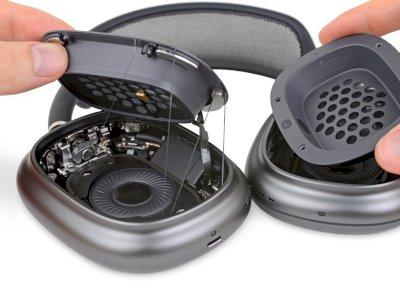 Melihat Komponen Bagian Dalam dari Headphone AirPods Max Buatan Apple!