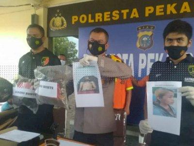 Empat Penjahat Bayaran Ditangkap Karena Siram Wajah Sejoli dengan Air Keras