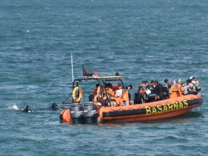 Heboh Sinyal SOS Minta Tolong di Titik Jatuhnya Pesawat Sriwijaya, Polisi Turun Tangan