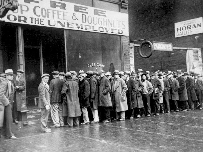 Mengenal Black Tuesday, Kejadian Kehancuran Saham pada 29 Oktober 1929