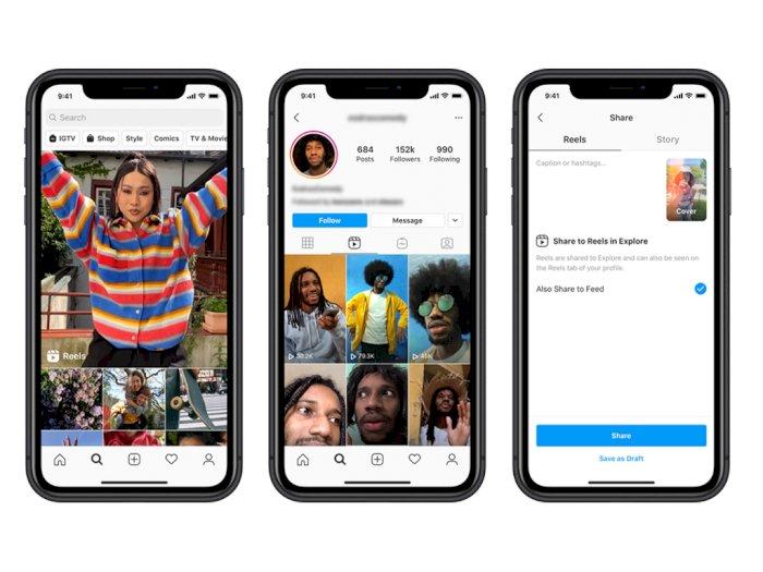 Belum Puas dengan Fitur Reels, Bos Instagram Akui TikTok Selangkah di Depan