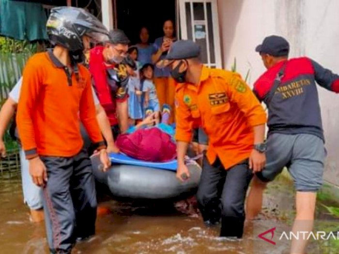 Warga Banjarmasin yang Terdampak Banjir Gratis Layanan Kesehatan Rumah Sakit