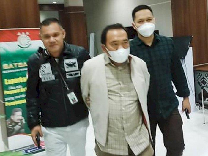 Sempat Buron, Terpidana Kasus Korupsi Pembuatan Peta Rawan Bencana BPBD Diringkus Kejatisu