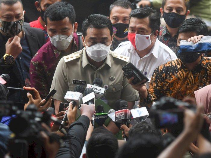 Wagub DKI Benarkan Sanksi Denda Progresif bagi Pelanggar PSBB Dihapus, Ini Alasannya