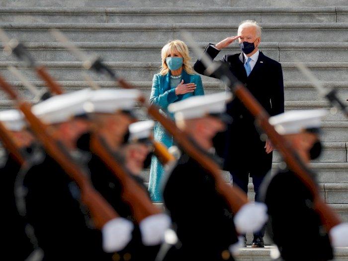 Presiden Joe Biden Bersumpah Akhiri Perpecahan di Amerika Serikat