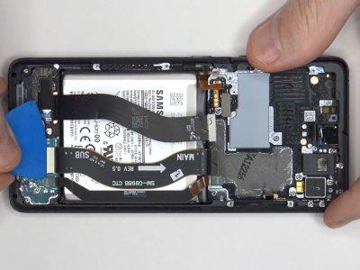 Seperti Ini Tampilan Bagian Dalam dari Smartphone Samsung Galaxy S21 Ultra!