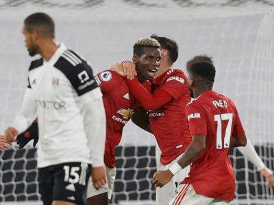 Kalahkan Fulham, MU Kembali Pimpin Klasemen Sementara Liga Inggris, Salip Rival Sekota