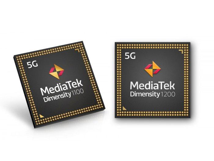 MediaTek Umumkan Dimensity 1200 dan 1100, Chipset 6nm dengan Cortex-A78