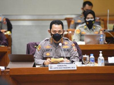 Siang Ini, DPR Gelar Rapat Paripurna Tetapkan Listyo Sigit Jadi Kapolri