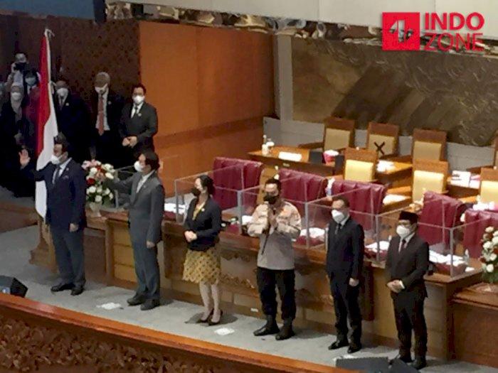 Tok! DPR Setuju Listyo Sigit sebagai Kapolri Terpilih Gantikan Idham Azis