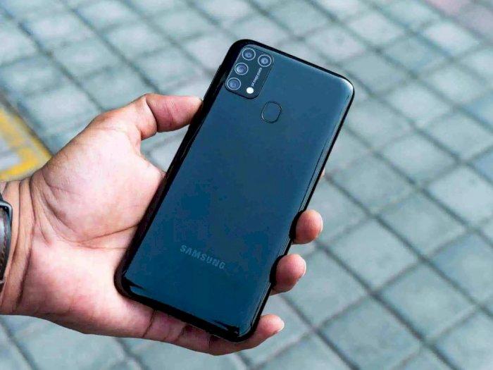 Samsung Galaxy M31 Bakal Dapatkan Update Android 11 dengan One UI 3.0!