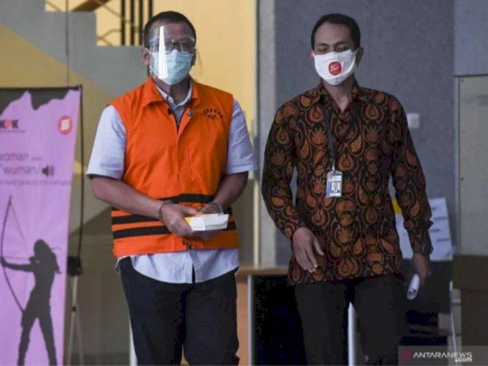 Ditahan KPK, Edhy Prabowo Mengeluh Tak Bisa Ketemu Keluarga, 'Bagi Saya Tidak Mudah'