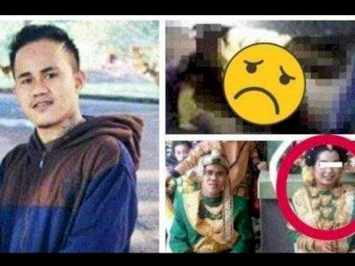 Suami Bertato Bunuh Istri Ditikam Bertubi-tubi Pakai Badik, Ditangkap Usai Buron 2 Bulan