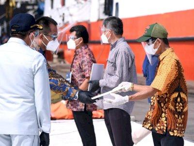 Sriwijaya Air Serahkan Santunan kepada Keluarga Korban, Totalnya Rp1,5 Miliar