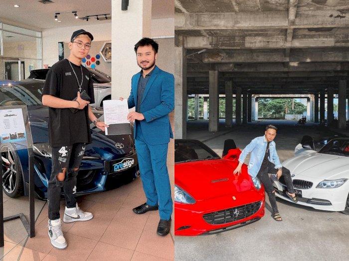 Kisah 'Crazy Rich Medan' Indra Kesuma Meraih Sukses, Dulu Kerja Serabutan