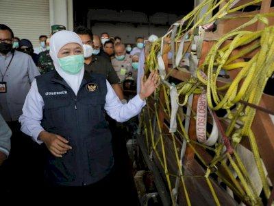 Kondisi Terkini Gubernur Khofifah usai Dua Minggu Lebih Jalani Isolasi karena COVID-19