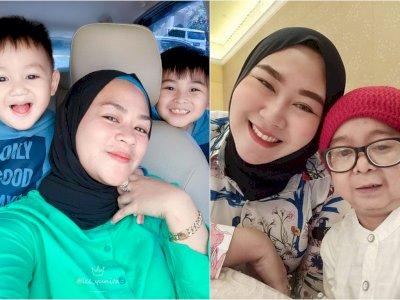Lagi Ribut Sama Istri Daus Mini, Yunita Lestari Santuy Unggah Foto Menggemaskan Anak