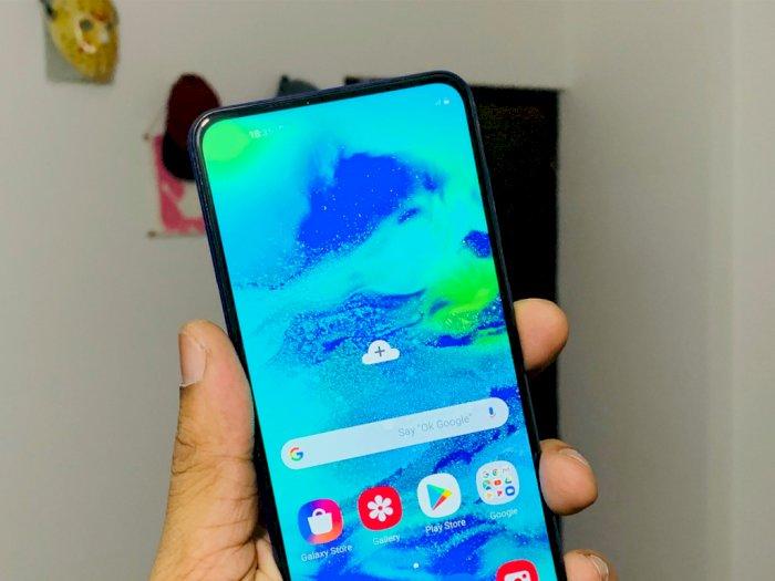 Samsung Daftarkan Paten Under Panel Camera untuk Smartphone dan TV!