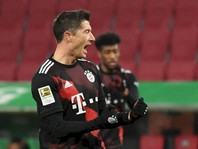 FOTO: Liga Jerman, Augsburg vs Bayern Munchen 0-1