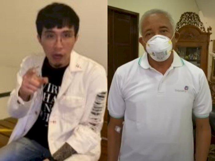 Bupati Sleman Positif COVID-19 Walau Sudah Divaksin, dr Tirta Ungkap Hal Mengejutkan!