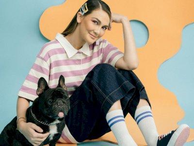 Luna Maya Dikritik Netizen Gegara Foto Sama Anjing, Singgung Soal Hukum Agama