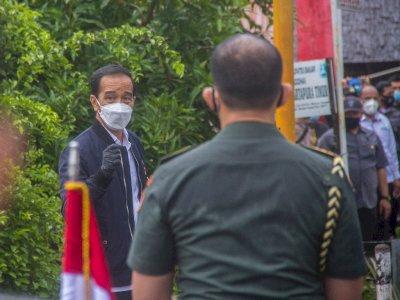 Jokowi Dinilai Langgar UU Penanggulangan Bencana, Istana: Bencana Tak Bisa Dikendalikan