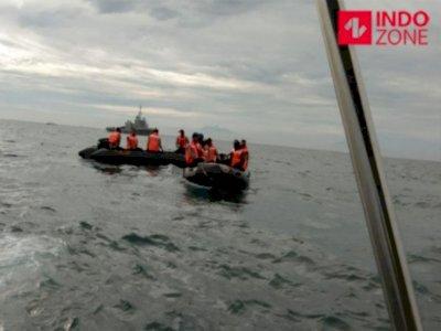 Hari Terakhir Pencarian Korban Jatuhnya Pesawat Sriwijaya Air Terhalang Cuaca Buruk