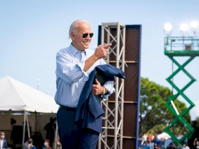 Banyak Tragedi Menyedihkan yang Dialami Joe Biden, Sebelum Akhirnya Menjadi Presiden AS